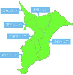 千葉県エリア別優良塗装業者ランキング